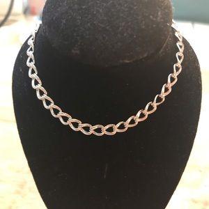 NWOT 925 Sterling silver 8 inch bracelet